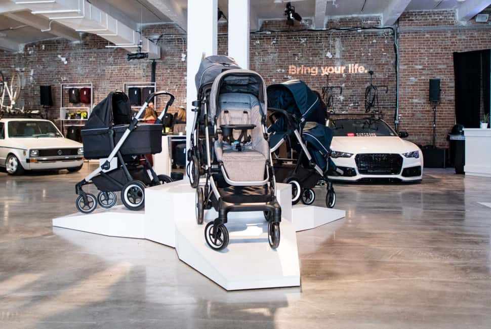 Thule Sleek Urban Stroller