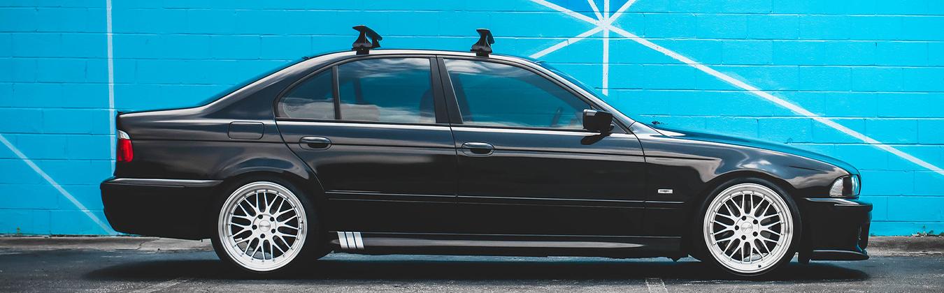 Подберите багажник Thule на ваш автомобиль