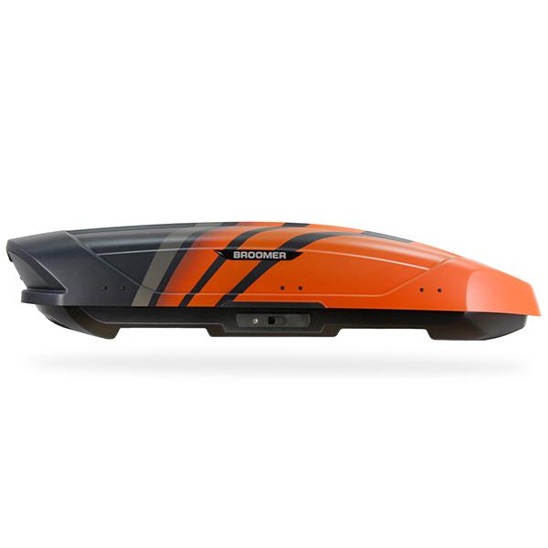 Бокс Broomer Raptor Orange